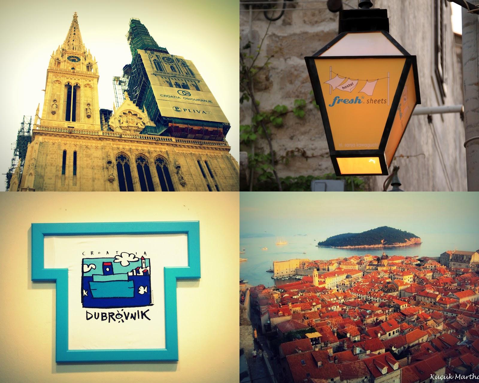 Hırvatistan Gurme Rehberi Bölüm 1 Küçük Martha