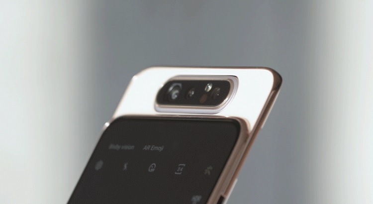 Samsung Galaxy A80 with 48MP Rotating Camera Now Official