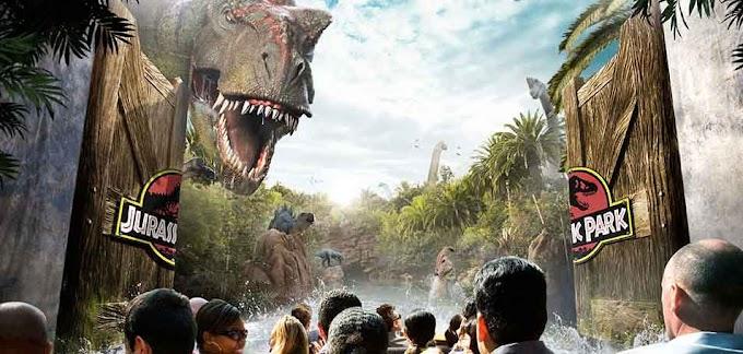 Neue Attraktion im Zoo von Skopje: Jurassic Park mit lebensgroße Dinosaurier