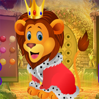 Games4King King Lion Esca…
