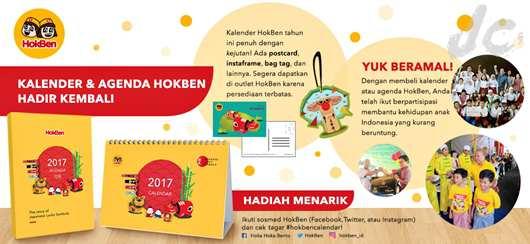 Daftar Harga Menu Hokben Delivery Order Terbaru 2017