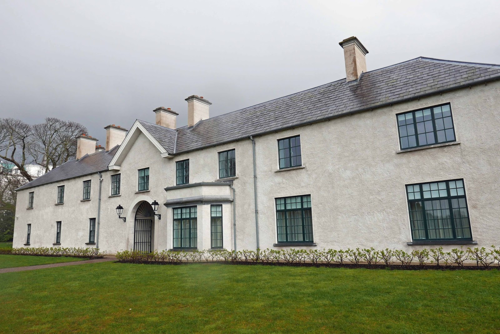 Tours At Killarney House Are Of A Much More Recent Vintage, Much Shorter  Too As The House, Renovated In Recent Years And Opened To The Public Last  July, ...