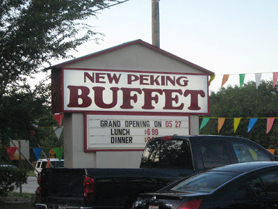 Watch Me Eat New Peking Buffet In Casselberry Fl