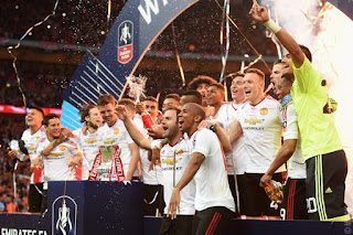 MU Juara Piala FA