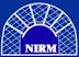 Vacancy Notice in NIRM Bengaluru last date 31st Aug-2016