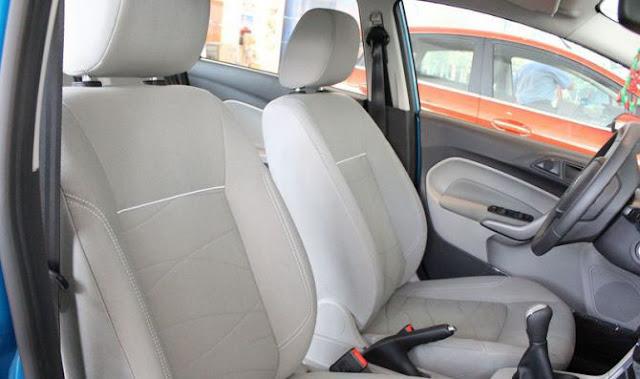 Ghế ngồi Ford Fiesta