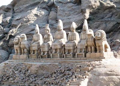 اقرأ وشاهد قصة النمرود وكنوزه التي تعتبر أعظم كنز في حضارات التاريخ القديم.