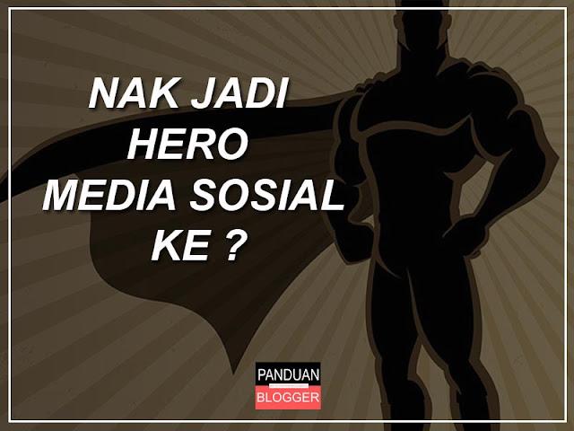 social media hero !