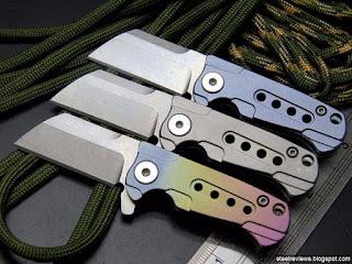 Mini Butcher titanium flipper
