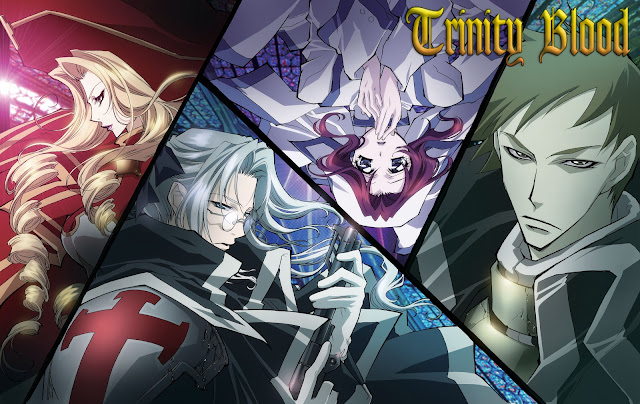 Trinity Blood wallpaper hd