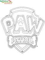 Patrulla Canina Paw Patrol Dibujos Para Colorear Optifutura