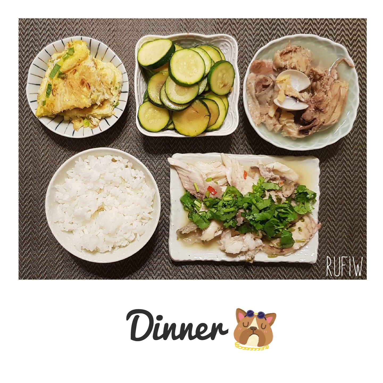 Rufiw: [玩食] 餐桌日常-April 2018