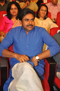 pawan kalyan at Katamarayudu pre Release