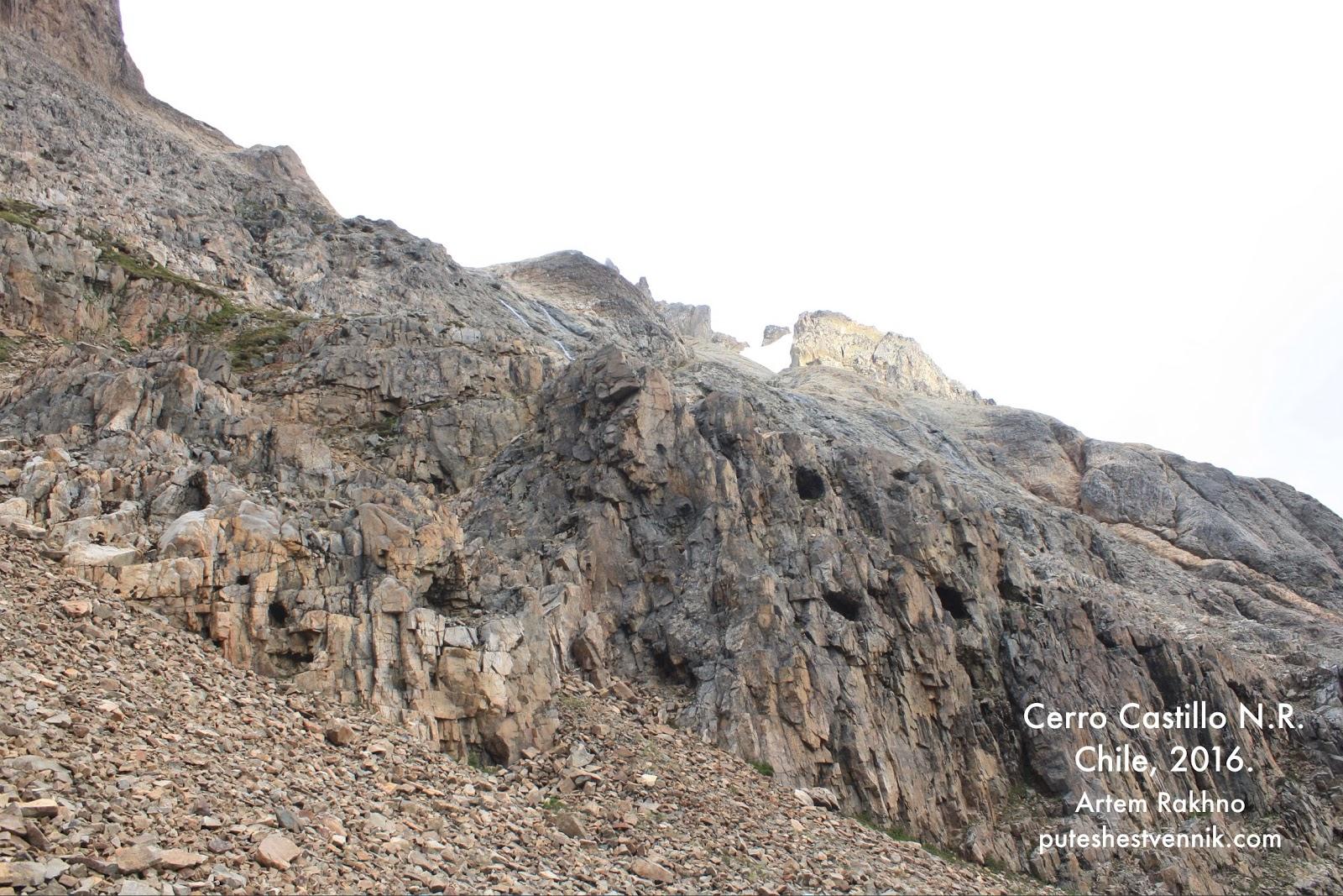 Голые скалы