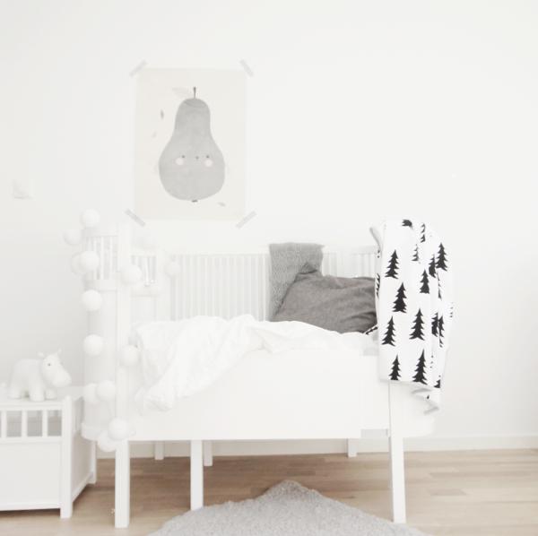 Black And White Kids Room: Rafa-kids : Black & White Children Rooms
