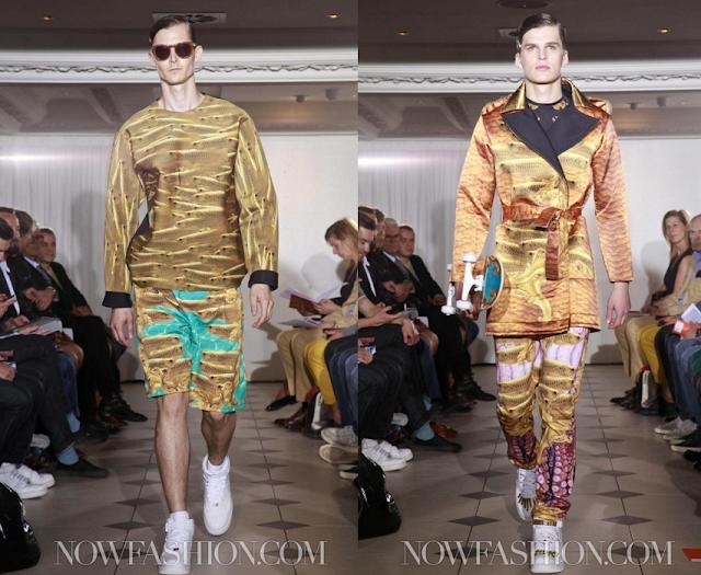 Katie Eary Spring Summer 2013 - London Men's Fashion Week