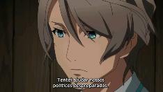 Active Raid: Kidou Kyoushuushitsu Dai Hachi Gakari 2nd – Episódio 08 – Um Estranho ao Vento