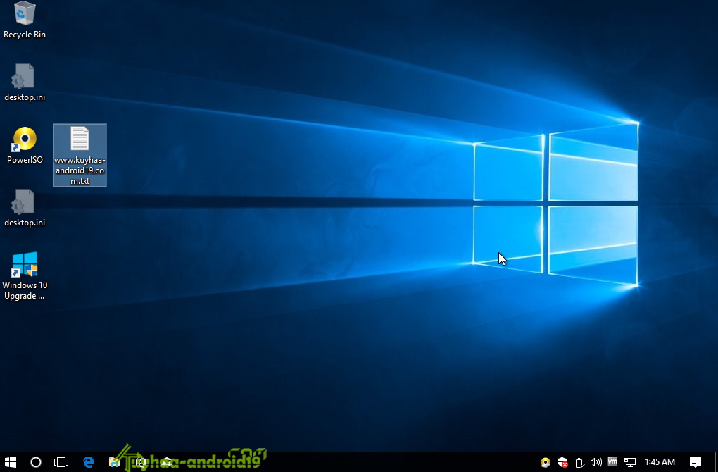 Cara upgrade offline windows 10 kuyhaa
