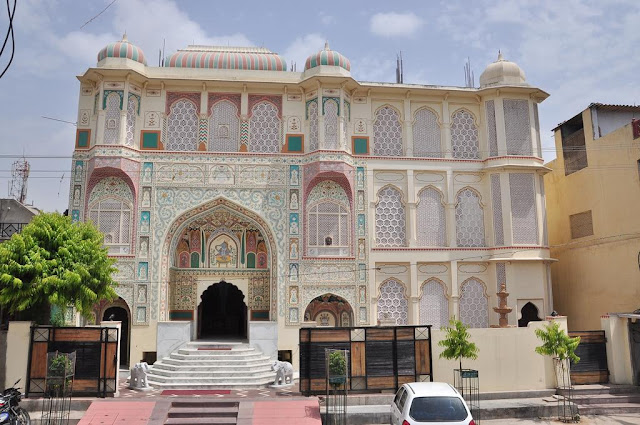 Rani Mahal - Jaipur Hotel