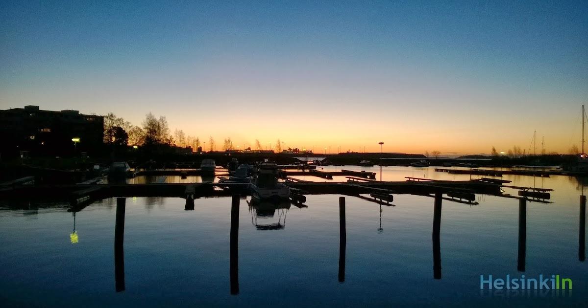 HelsinkiIn: Good morning, light!