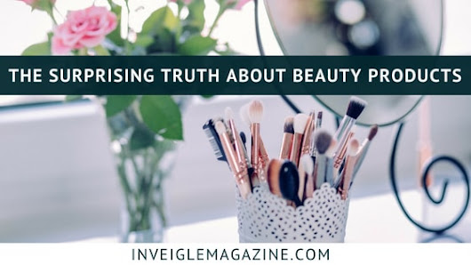 The Surprising Truth About Beauty Products