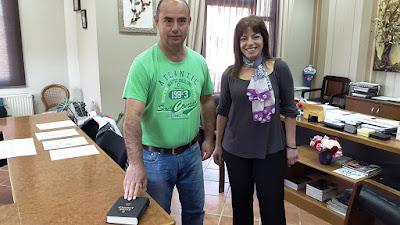 Δήμος Σουλίου: Ορκωμοσία νέου δημοτικού συμβούλου
