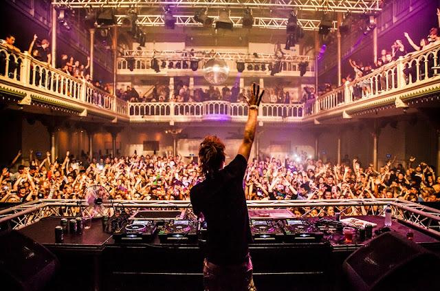 Paradiso Club em Amsterdã