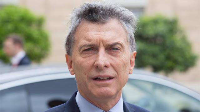 Macri: Problemas económicos no serán resueltos en 2016
