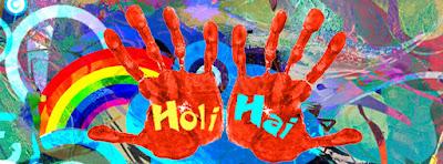 Holi hai for facebook