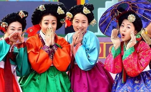 Budaya di Korea Selatan