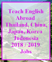Teach English Abroad in China Taiwan and SA
