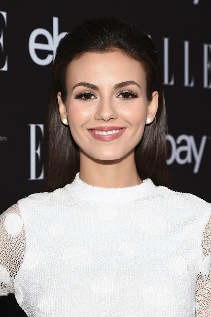 Victoria Justice – 2015 ELLE Women In Music Celebration in Hollywood