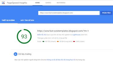 3 template đẹp miễn phí cho blogspot load cực nhanh
