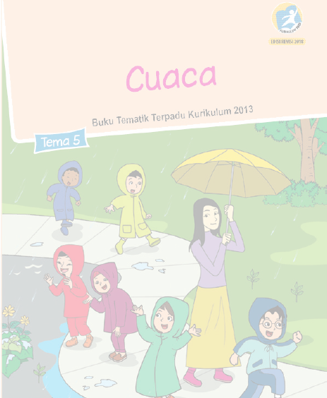 buku siswa  tema  revisi  semester  sd Download Buku Siswa K13 Kelas 2 Tema 8 For Pc