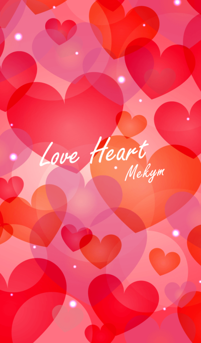Love Red Heart