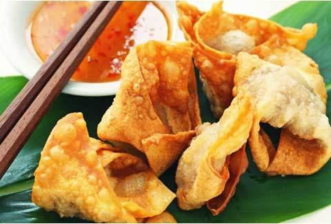 Resep Siomay Goreng Isi Cincang Ayam