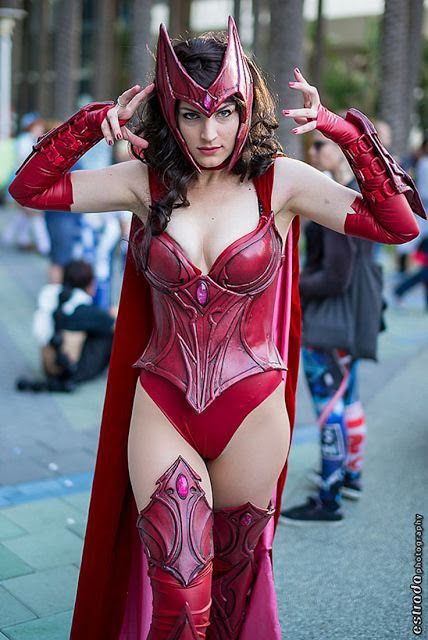 Scarlet Witch - Alicia Bellamy