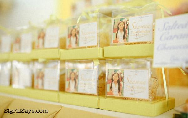 dulce de leche cupcakes - Belle birthday cake - Bacolod birthday cake - Bacolod Cupcake Cafe