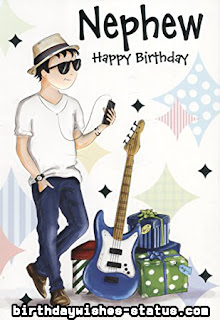 birthday wishes for a guitar player