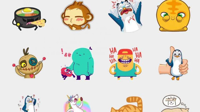 Create WhatsApp Stickers for Christmas; Express your feelings in full, this is how