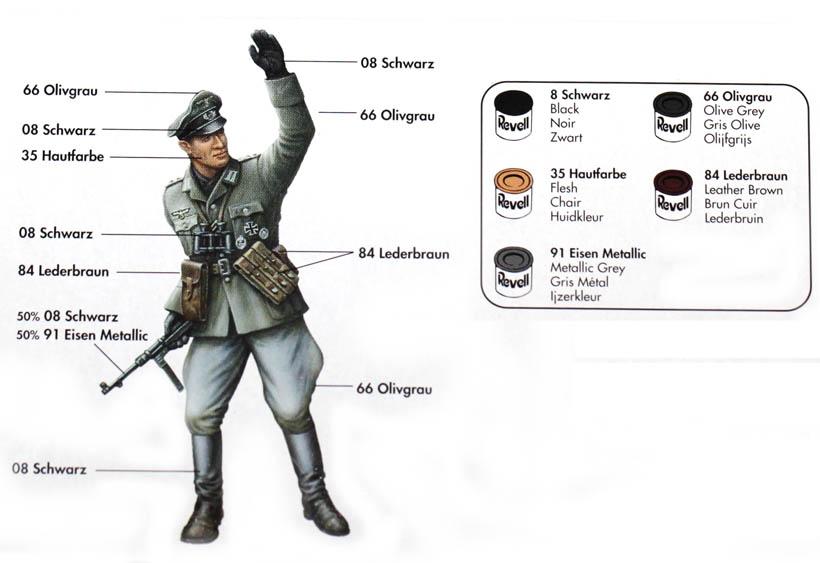Tank Taco: Basic German Wehrmacht Uniform WWII (era 1942