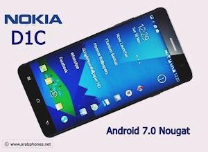 اخر التسريبات عن هاتف نوكيا أندرويد الجديد Nokia D1C