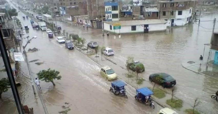 Lluvias moderadas a fuertes continuarán en costa y sierra norte, informó el SENAMHI - www.senamhi.gob.pe