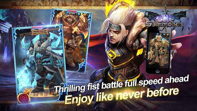 Soul Summoner, game 3D terbaru SAGA yang penuh aksi pertempuran