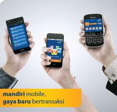 Download Mandiri Mobile Apk dan Cara Menggunakan Mandiri Mobile