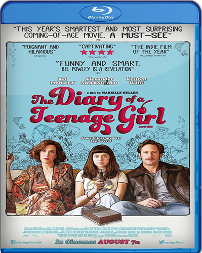 The Diary of a Teenage Girl [BD25] [2015] [Latino]