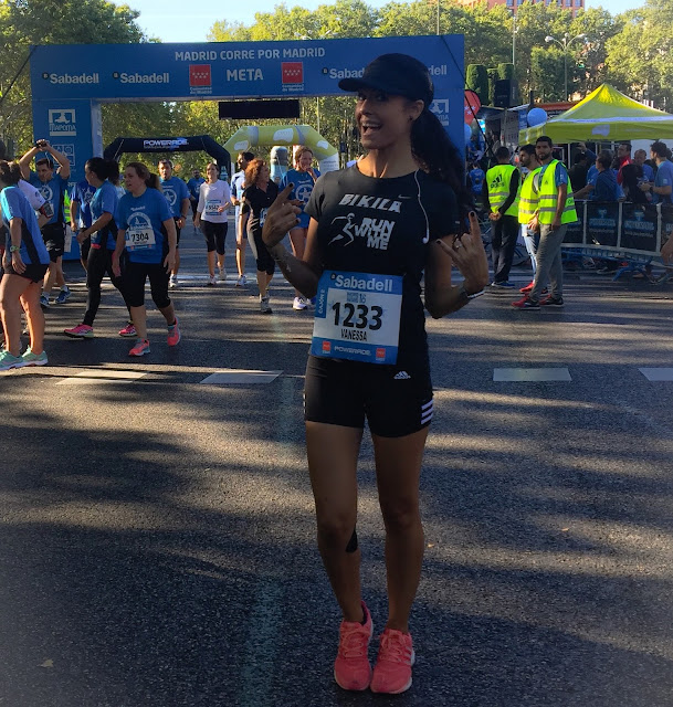Mi Diario Runner: Carrera Madrid Corre Por Madrid