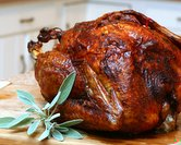 How to Dry Brine & Roast a Whole Turkey