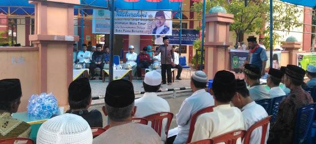 Bukber di Wara Timur, Wali Kota Palopo Support Guru Mengaji