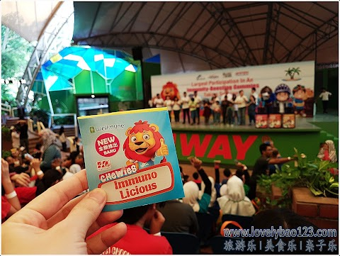 【亲子活动】Chewies凭健康成就入大马记录大全@雪兰莪双威镇 Bandar Sunway Selangor